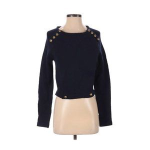 Marc Jacobs Military Wool Sweater XS